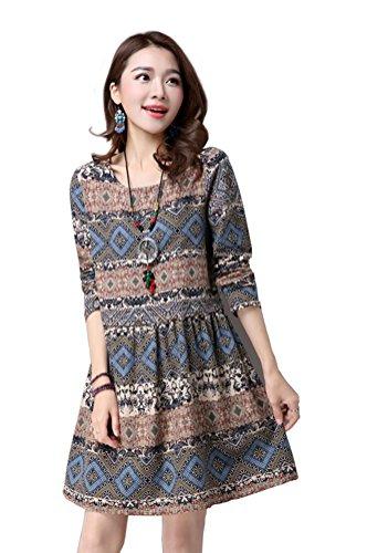 artsy dress patterns - 6