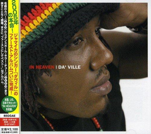 CD : Da'Ville - In Heaven (Bonus Tracks, Japan - Import)