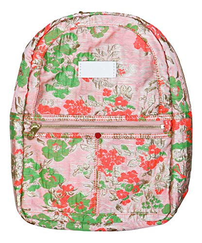 (STATE Women's Mini Kane Brocade Backpack, Poppy Brocade, One Size)