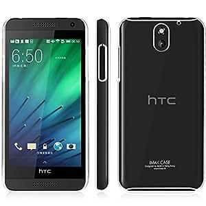 Transparente Funda Case y Protector de Pantalla y Polvo Limpieza Film y Stylus Pen Para HTC Desire 610 IMAK IA40029