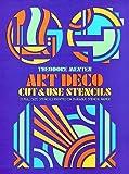 Art Deco Cut & Use Stencils