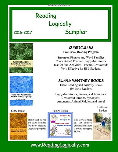Amazon.com: Reading Logically Sampler 2016-2017 (9781534909427): Mary Humpal Bain: Books