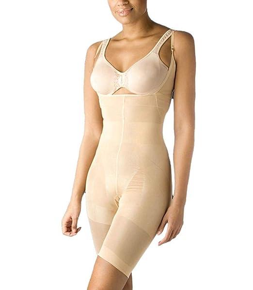 Damen Bodysuit Figurformend Bauchweg Mieder Body Unterwäsche Shapewear  S-XXL
