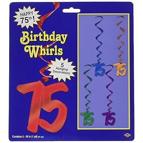 75 Birthday Party Decorations Amazoncom