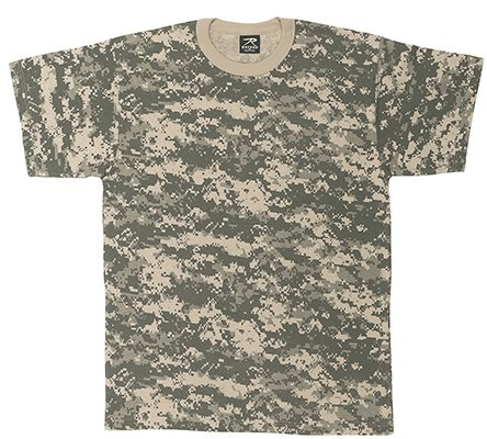 ed0732c8 Image Unavailable. Image not available for. Color: Camouflage T-Shirts ACU  Digital ...