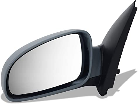 DNA Motoring OEM-MR-GM1321251 Factory Style Powered+Heated Right Side View Door Mirror