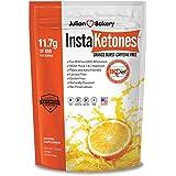 InstaKetones Orange Burst 11.7g GoBHB Per Scoop (Caffeine Free) (30 Servings) Exogenous Ketones 1.24 lbs