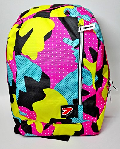 ec8aedf4c6 Zaino SEVEN the double PROJECT Scuola B.PACK COLOR CAMOUFLAGE Novità 2016