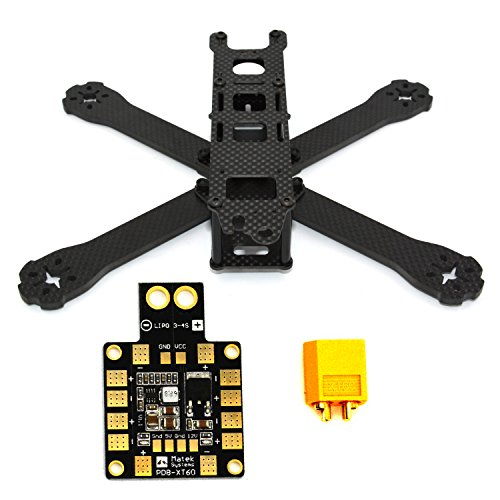 Used, LHI 220-RX H210 H220 FPV Racing Quadcopter Frame Carbon for sale  Delivered anywhere in USA