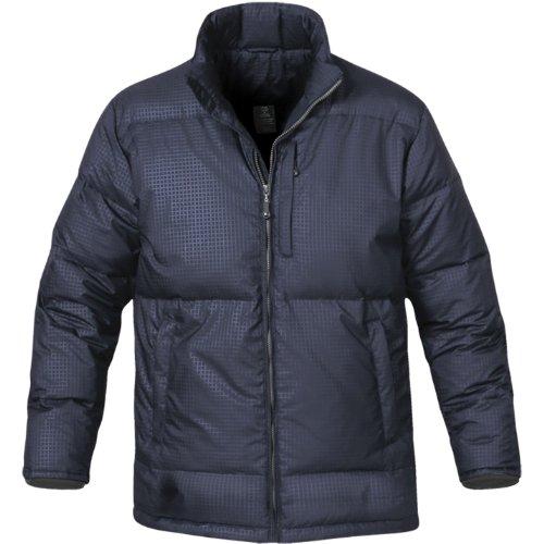 (Stormtech Mens Peak Down Water-Resistant Jacket (M) (Navy Blue))