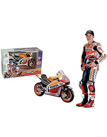 Maisto Marc Márquez Moto Honda repsol 1:18, 34592