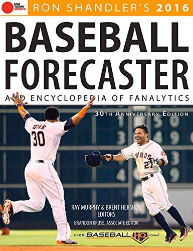 2016 Baseball Forecaster Encyclopedia Fanalytics product image