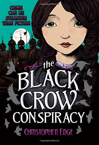 (The Black Crow Conspiracy (The Penelope Tredwell Mysteries))