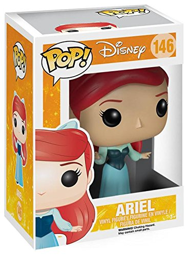 Pop!Disney: Little Mermaid: Ariel(Dress)