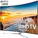 Samsung UN65KS9500 Curved 65-Inch 4K Ultra HD Smart LED TV (2016 Model)