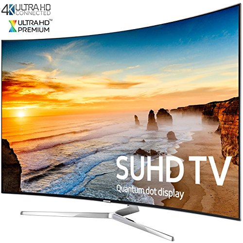 Samsung UN65KS9800 Curved 4K Ultra HD Smart LED TV (2016 Model)