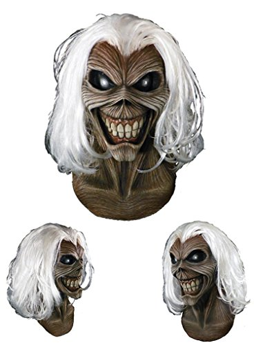 Adult size Iron Maiden Eddie Mask - Iron Maiden Killers Eddie Mask