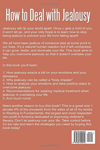 Learn how control jealousy