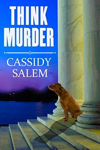 Think Murder (Adina Donati, Accidental Sleuth Book 1) by [Salem, Cassidy]