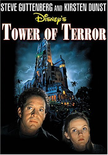 Disney Channel Halloween Movie Times (Tower Of Terror)