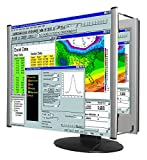 Kantek LCD Monitor Magnifier Filter, Fits 21.5'' and 22'' LCD Widescreens measured Diagonally (MAG22WL)