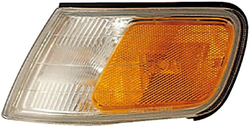 Dorman 1630664 Honda Accord Front Driver Side Parking / Turn Signal Light Assembly