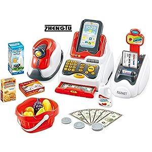 ZHENGTU Supermarket Cash Register Play...