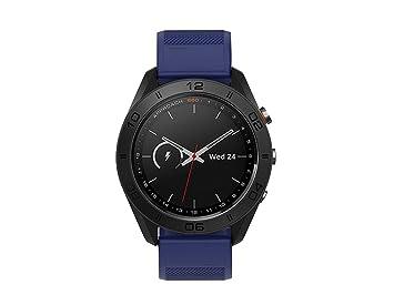DIPOLA Correa de Reloj de Repuesto de Correa de Silicona Suave para Garmin Approach S60 Smartwatch: Amazon.es: Deportes y aire libre