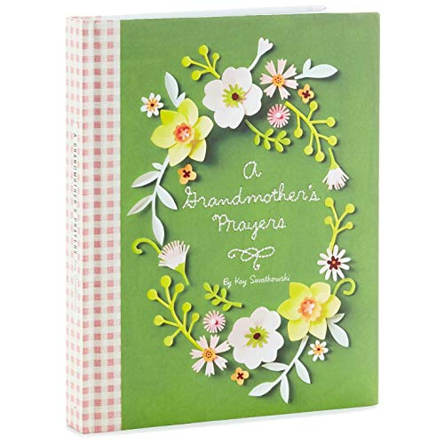 Hallmark A Grandmother's Prayers: 60 Days of Devotions and Prayers Book Religious Books Religious Family & Relationships]()