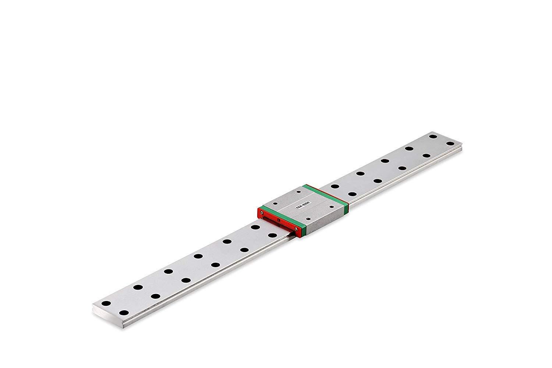 TEN-HIGH 1 x mgw15 miniatura Linear Rail Slide 1100 mm + mgw15 C ...