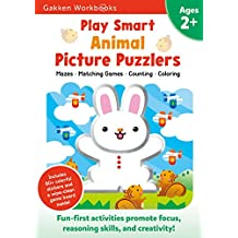 Play Smart  Animal Picture Puzzlers 2+
