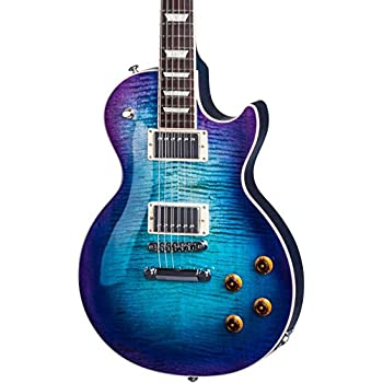 gibson les paul custom electric guitar ebony musical instruments. Black Bedroom Furniture Sets. Home Design Ideas