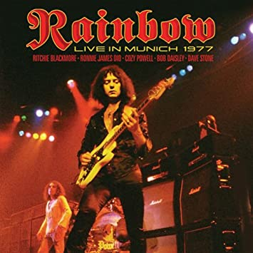 Amazon.co.jp: レインボー~ライヴ・イン・ミュンヘン 1977: 音楽