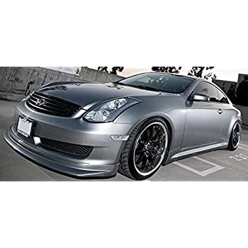 Infiniti G35 4DR Sedan 2005-2006 IL Spec Style 1 Piece Polyurethane Front Lip Elecmall Waterproof Size Sonic Face Facial Cleansing Brush Cleaner Elec