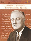 Franklin D. Roosevelt's Four Freedoms Speech, Julia Hargrove, 1573102202