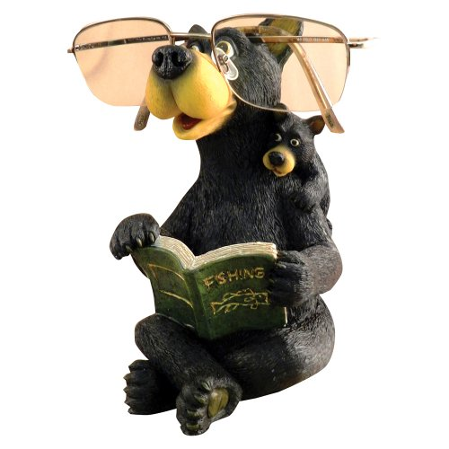 (Black Forest Decor Bear Eyeglasses)