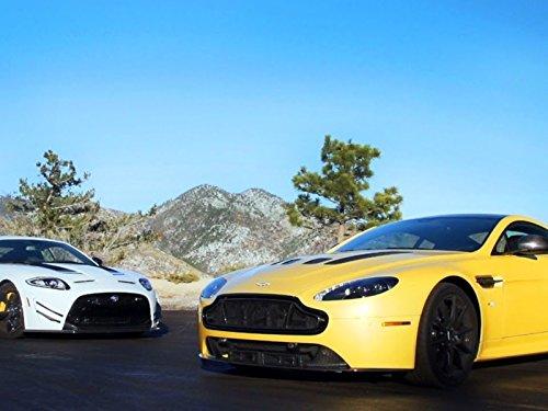 2015 Aston Martin V12 Vantage S vs 2014 Jaguar XKR-S GT!