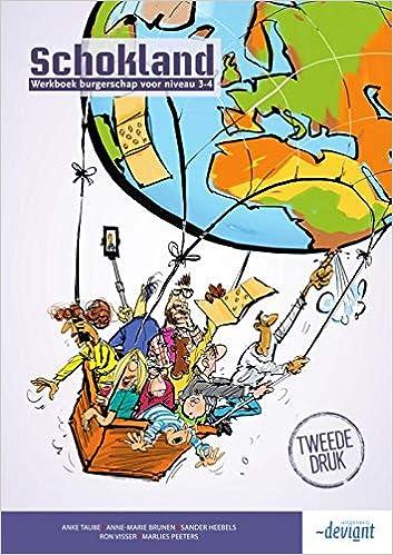 Schokland Niveau 3-4 Schokland: Werkboek burgerschap: Amazon ...