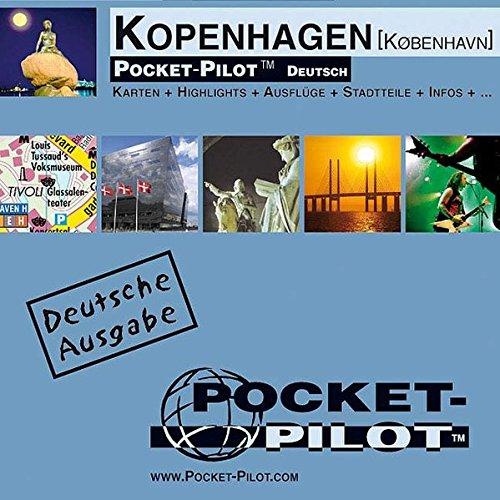 Pocket-Pilot Kopenhagen: Einzelkarten: Zentrum, Großraum & Region - Öffentliche Verkehrsmittel - Sehenswürdigkeiten - Ausflüge - Wissenswertes - Klima ... und vieles mehr. Deutsche Ausgabe