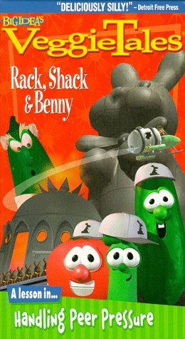 (VeggieTales - Rack, Shack & Benny [VHS] )