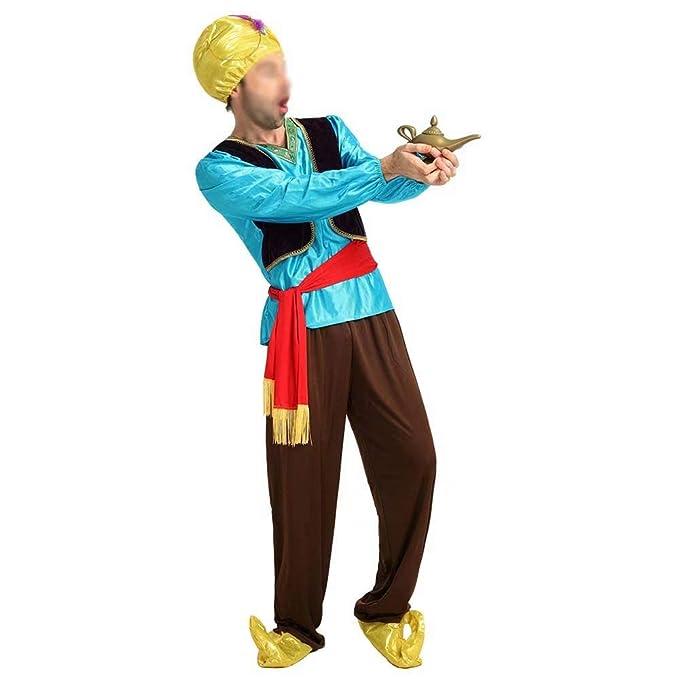 better daily life Disfraz de Aladdin Disfraz de Halloween ...