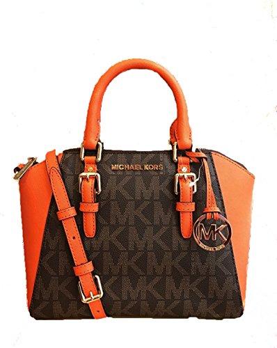 michael-kors-ciara-medium-messenger-brown-tangerine