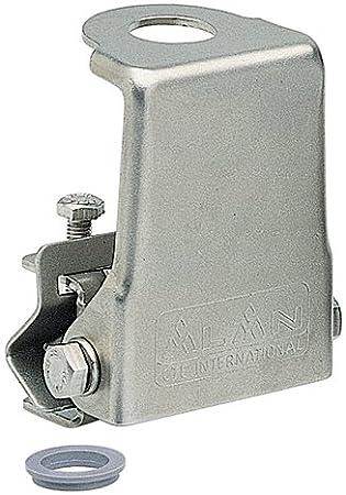 Midland GR-F INOX - Base para antena de coche (acero inoxidable, anillo reductor): Amazon.es: Electrónica