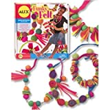 : Alex Toys Funky Felt Jewelry jewelry and accessory kit
