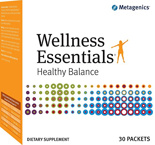 Metagenics - Wellness Essentials Healthy Balance, 30 Count