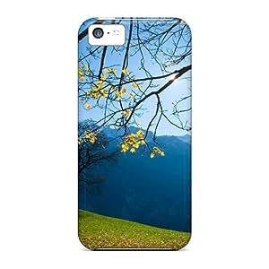 FNL3210birE Case Cover, Fashionable Iphone 5c Case - Autumn Schachental Switzerland