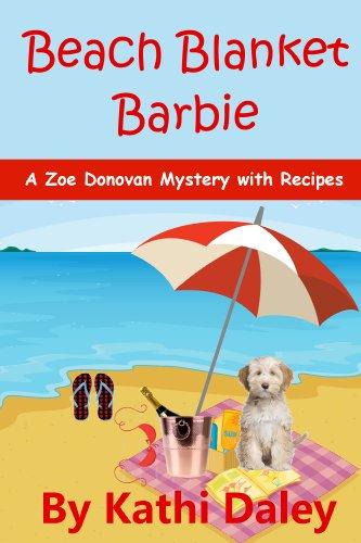 (Beach Blanket Barbie (Zoe Donovan Mystery Book)