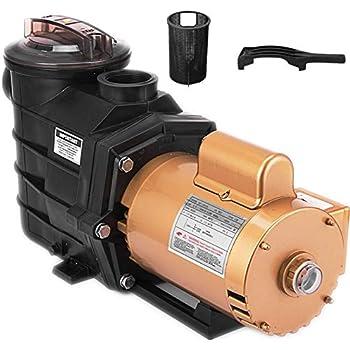Amazon Com Happybuy Swimming Pool Pump Sp2810 1 5hp In