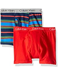 a021ab99c963 Boy's Kids Modern Cotton Assorted Boxer Briefs Underwear, Multipack