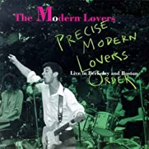 Precise Modern Lovers Order: The Modern Lovers Live In Berkeley And Boston